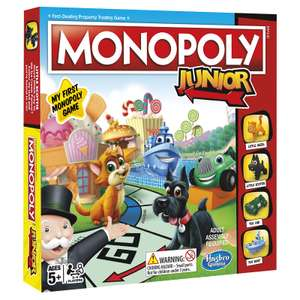 Monopoly Junior  My First Monopoly Game Now £5 @ B&M