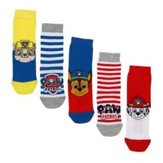 Toddlers Paw Patrol Socks 5pk for £2 @ B&M (in store)
