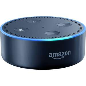 Amazon Echo Dot (2nd generation) reduced to £19 in Tesco