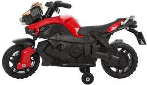 Kids Ride On 6V Motorbike in Red £33.20 inc Express Delivery with code @ eBay / ebuyer