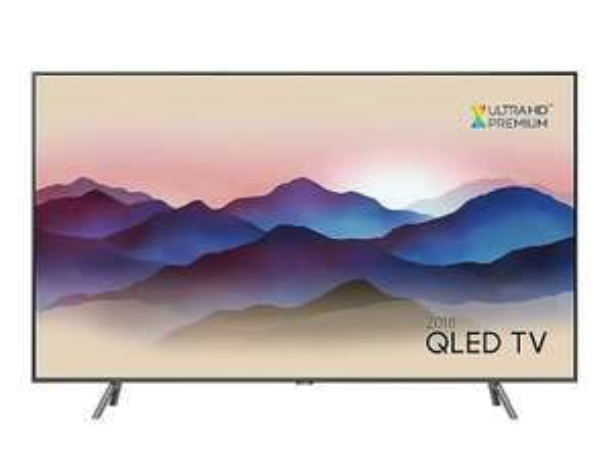 "Samsung Q8 QE55Q8D 55"" Smart 4K Ultra HD HDR QLED TV - £799.97 instore @ Currys PC World"