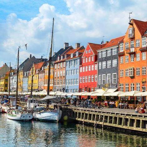 Return flight to Copenhagen (Departing London Southend / June departures)  £9 @ Opodo (Flight operated by Ryanair)
