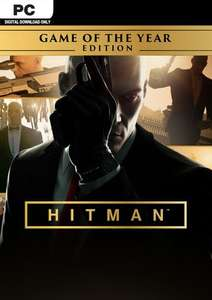 Hitman - Game of The Year Edition Steam PC - £8.99 @ CDKeys