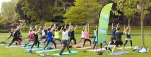 FREE outdoor yoga sessions multiple location in the South West