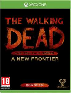 The Walking Dead - Telltale Series: The New Frontier Xbox One £7.49 delivered @ Base