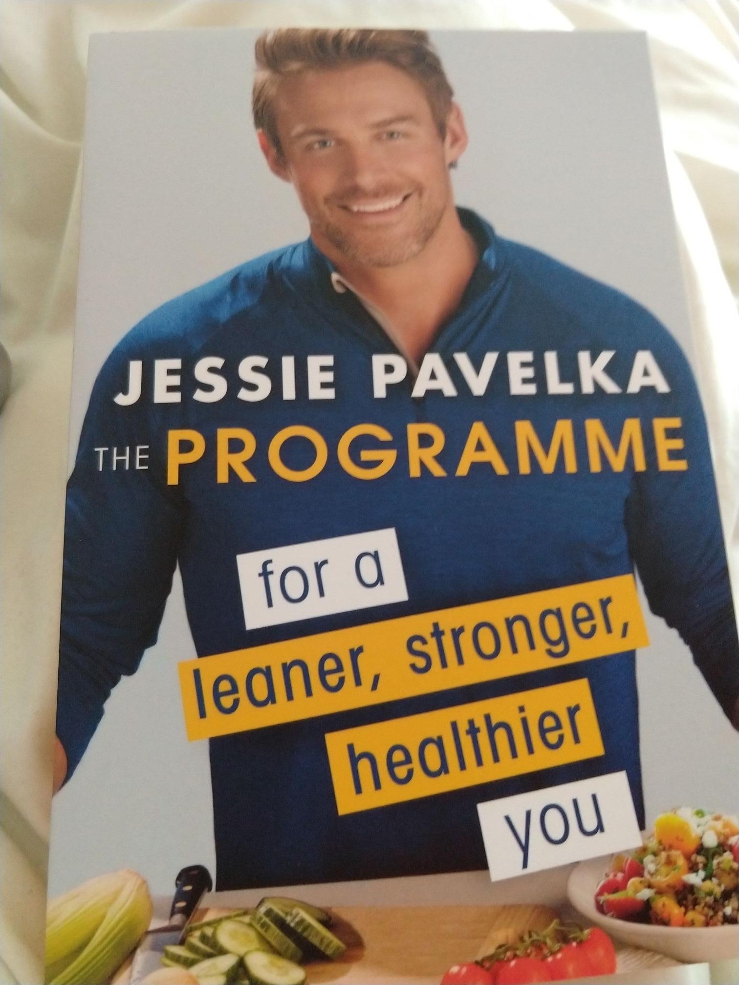Jessie Pavelka The Programme £1 at Poundland