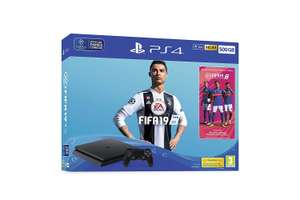 PS4 500GB Console + Fifa 19 £179 @ Tesco (Nationwide)