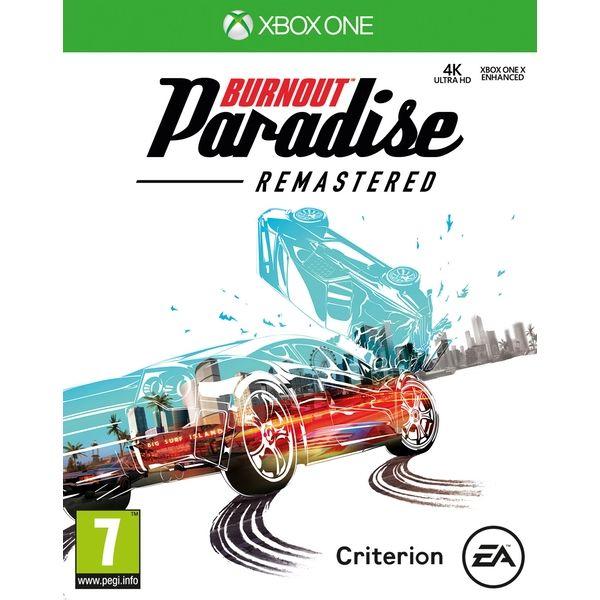 Burnout Paradise Remastered Xbox One (Digital) £5 @ Microsoft Store