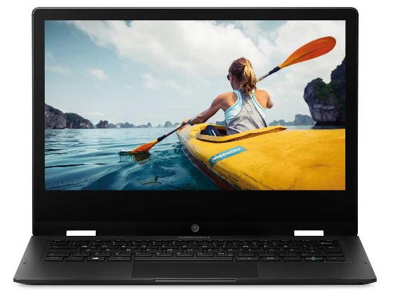 Medion Touchscreen Laptop Quad Core, 4GB Ram, HD Display £279.99 @ Aldi