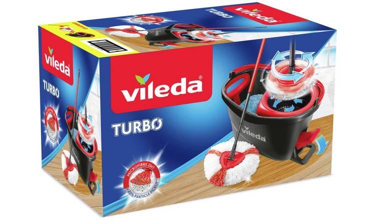 Vileda Turbo Smart Mop £16.99  instore at Sainsbury's