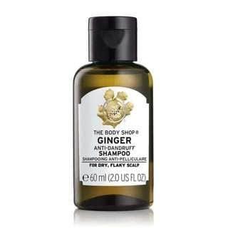 The Body Shop: Free Ginger anti-dandruff shampoo mini (60ml)