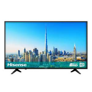 Hisense 50 INCH 4K TV 50 inch 4K Ultra HD HDR Smart LED TV Freeview Play - £299 @ Richer Sounds