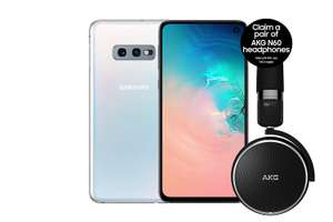 Samsung Galaxy S10e 6GB+128GB from Samsung UK - £100 trade in from Samsung + Free AKG N60 wireless headphones - £569 (£669 - £100 trade in)