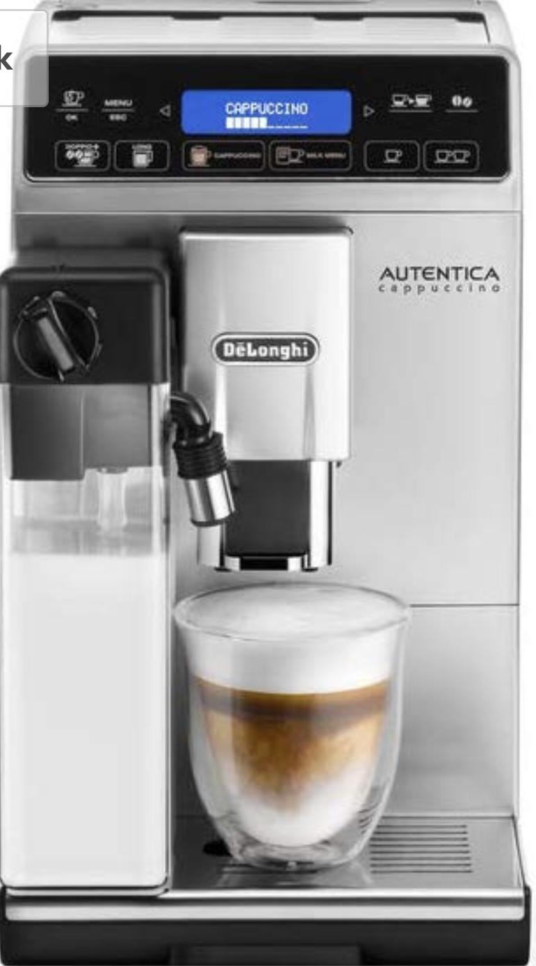 De'Longhi Autentica Bean to Cup ETAM29.660.SB - £331.20 @ Amazon - Plus Claim a Free Hamper