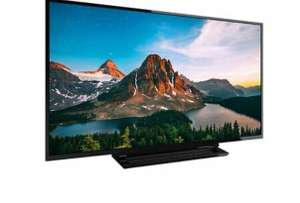 """(ONE LEFT) Toshiba 4K ultra HD with Dolby vision HDR 43"""" TV £175.50 from Tesco outlet refurbished, 12 months guarantee"""