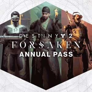 Destiny 2: annual pass - only £11.99 on official psn store [MUST LOGIN TO YOUR PSN ACCOUNT TO SEE THE DEAL]
