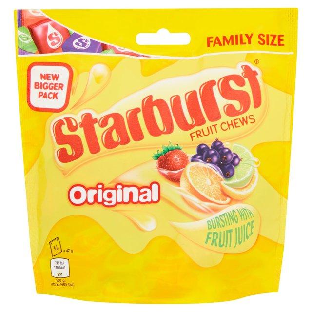 Morrisons Starburst / Skittles - 5 star Cinema Tickets  Sweet Sundays - £1