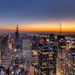 New York 5 nights hotel and flights (Family of 3) £425pp Dates 21st - 26th March 2020  £1274.06 @ Booking.com