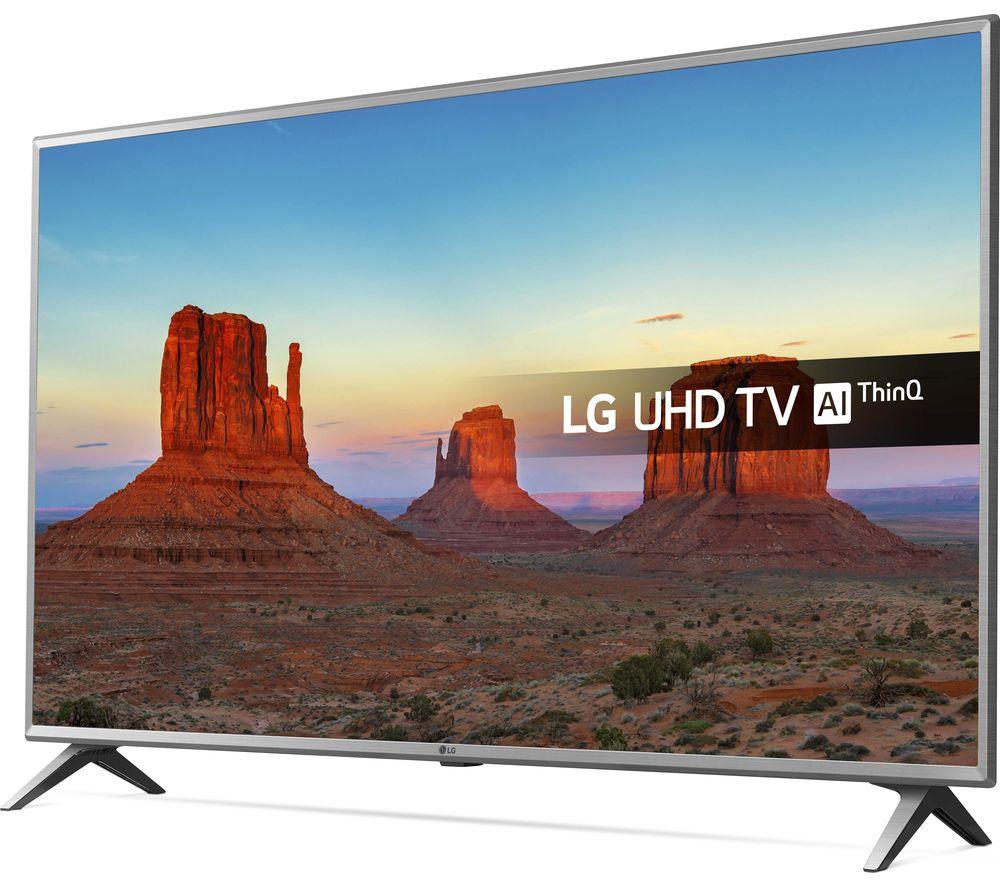 """LG 43UK6500PLA 43"""" 4K Ultra HD Smart TV Grey £253.36 delivered @ IT Supplier"""