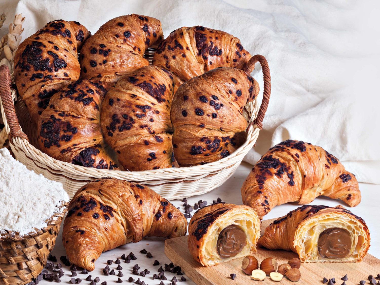 3 for £1 Lidl Chocolate Hazelnut Croissants (instore bakery)