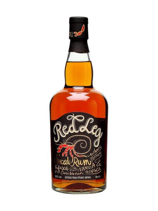 Red Leg Spiced Rum - £11.25 @ Asda