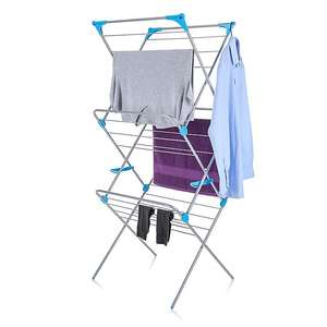 Minky 3 Tier 15 Metre Clothes Airer & 2 Years Guarantee, Now £15 @ Asda ( Free C&C )