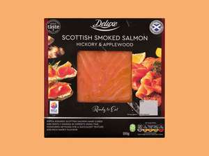 100g smoked salmon £1.69 Lidl Super weekend deal
