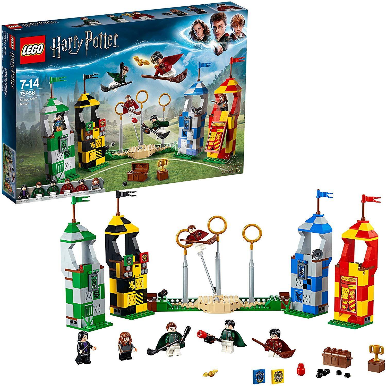 Lego 75956 Harry Potter Quidditch Match building set £24.49 @ Amazon