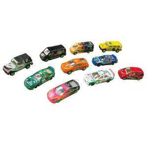 RevZ 10 Piece Diecast Vehicle Playset  £5.99 / 10 Piece Diecast Emergency Vehicle Playset  £5.99 free C&C @ SmythsToys