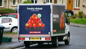 Tesco Delivery Saver - One month free trial (new customers)