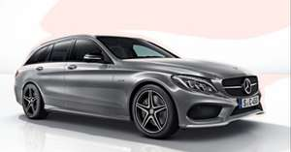33% Off New AMG line MERCEDES-BENZ C CLASS ESTATE C180 petrol 5DR AUTO now £24545 @ Drive the deal