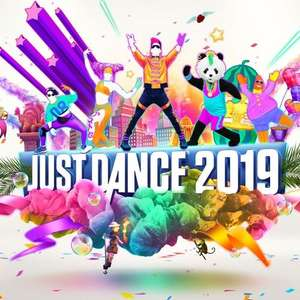 Just Dance 2018/2019 Switch Version on Sale at Nintendo for £20.49