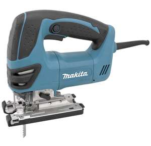Makita 4350FCT 240V 720W Orbital Action Jigsaw - £90 @ Amazon Prime Exclusive