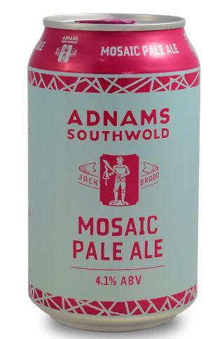 Adnams Mosaic 330ml can 69p @ Home Bargains
