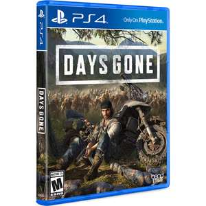Days Gone PS4 - £34.99 at Sainsburys Online And Instore
