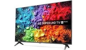 LG 49 Inch 49SK8000PLB Smart Ultra HD TV with HDR - £469 @ Argos (Free C&C)