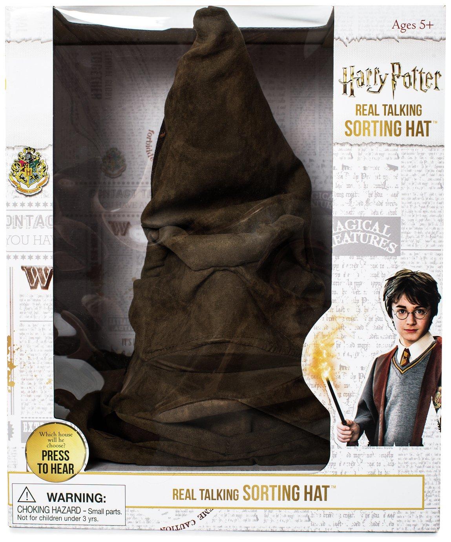 Harry Potter Sorting Hat - £20 at Argos (Free C&C)