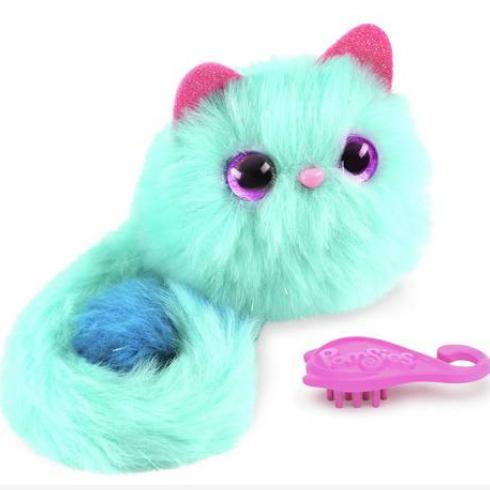 Pomsies Interactive Pet Toy - £7.50 (Free C&C) @ Argos