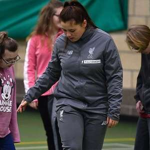 Free Foundation Level 1 Football Coaching Course (Female Only) via Liverpool FC