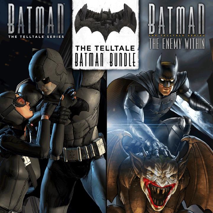Batman: The TellTale Series & Batman: The Enemy Within (PC) Free @ The Microsoft Store