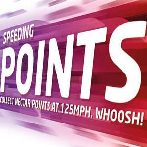 25 Free Nectar points for watching the new Virgin Trains TV advert (1 min)