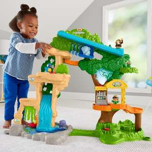 Fisher-Price Little People Share & Care Safari Playset was £69.99 now £34.99 Delivered / C+C @ Smyths Toys