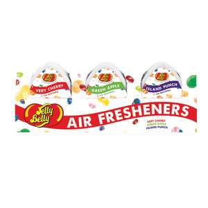 Pack of 3 Jelly Belly air fresheners £1 @ Robert Dyas