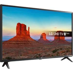 LG 49UK6300PLB 49 inch 4K Ultra HD HDR Smart LED TV Freeview Play + 6 Year Guarantee £339 Richer Sounds