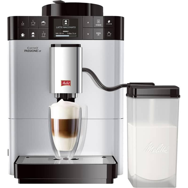 Melitta Caffeo Passione OT Silver Bean To Cup Coffee Machine £375 eCookshop