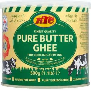 Marks and Spencer selling KTC Pure butter ghee 500g at half price - £2.25