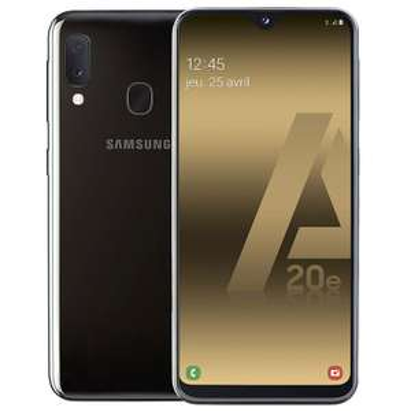"Samsung Galaxy A20e 3GB RAM/32GB storage, 5.8"" HD, NFC + £30 cashback from Samsung, £109 on Vodafone PAYG incl £10 topup  @ Vodafone Shop"