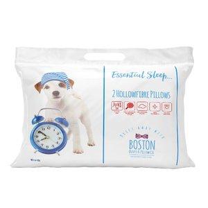 Boston Essential Sleep Microfibre Pillow Pair - Buy 1 Get 1 Free - £9.59 Delivered for 4 Pillows @ Sleepseeker
