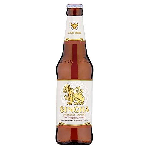 Singha Premium Import Thai Beer 330ml 69p at B&M in-store