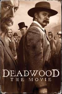 Deadwood Movie now available £4.99 Chili